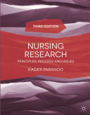 Nursing research : principles, process and issues