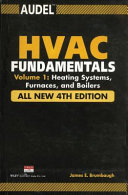 HVAC FUNDAMENTALS VOL 1 Book