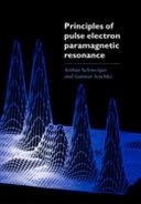 Pdf Principles of Pulse Electron Paramagnetic Resonance