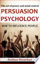 Persuasion Psychology Book PDF