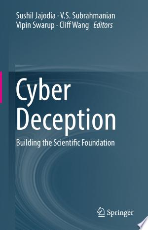 Download Cyber Deception Free Books - Dlebooks.net