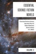 Pdf Essential Science Fiction Novels - Volume 2 Telecharger