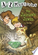 A To Z Mysteries The Jaguar S Jewel