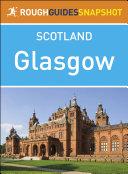 Rough Guides Snapshot Scotland  Glasgow