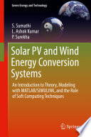 Solar Pv And Wind Energy Conversion Systems Book PDF