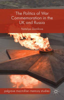 The Politics of War Commemoration in the UK and Russia Pdf/ePub eBook