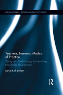 Teachers  Learners  Modes of Practice