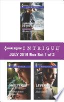 Harlequin Intrigue July 2015 Box Set 1 Of 2