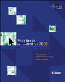 What's New in Microsoft Office 2003