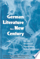 German Literature in a New Century