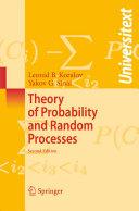 Theory of Probability and Random Processes [Pdf/ePub] eBook