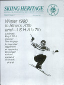 Skiing Heritage Journal