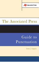 The Associated Press Guide To Punctuation Pdf/ePub eBook