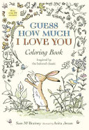 Guess How Much I Love You Coloring Book