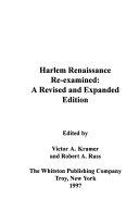 Harlem Renaissance Re-examined
