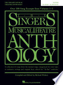 The Singer's Musical Theatre Anthology - '16-Bar' Audition