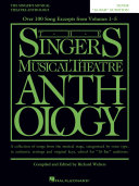 """The Singer's Musical Theatre Anthology - """"16-Bar"""" Audition"""
