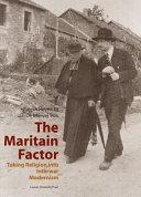 The Maritain Factor