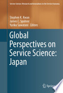 Global Perspectives on Service Science  Japan Book