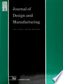 Journal of Design and Manufacturing
