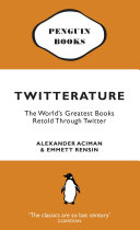 Cover of Twitterature