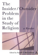The Insider/Outsider Problem in the Study of Religion
