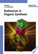 Ruthenium In Organic Synthesis Book PDF