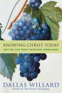 Knowing Christ Today [Pdf/ePub] eBook
