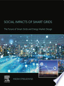 Social Impacts of Smart Grids Book