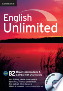 English Unlimited Upper Intermediate A Combo With Dvd Roms 2