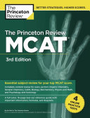 The Princeton Review MCAT  3rd Edition