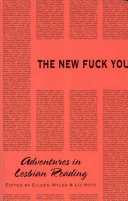 The New Fuck You Book PDF