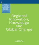 Regional Innovation  Knowledge and Global Change