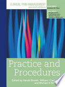 Clinical Pain Management   Practice and Procedures Book