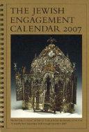 The Jewish Engagement Calendar 2007 Book PDF