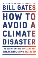 How to Avoid a Climate Disaster Book PDF