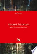 Advances In Mechatronics Book PDF