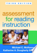 Assessment For Reading Instruction Third Edition Book PDF