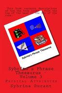 Sybrina s Phrase Thesaurus