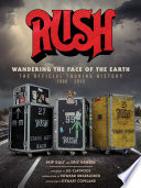 Rush Wandering The Face Of The Earth Book