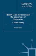 Robert Louis Stevenson and the Appearance of Modernism