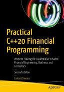 Practical C  20 Financial Programming