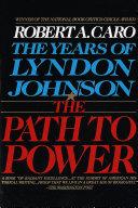 The Years of Lyndon Johnson Book