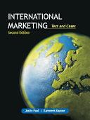 INTERNATIONAL MARKETING - TEXT & CASES - PAUL - Google Books