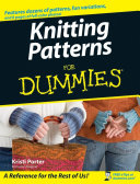 Knitting Patterns For Dummies