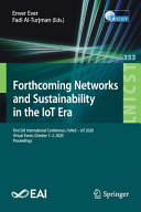 Forthcoming Networks And Sustainability In The Iot Era