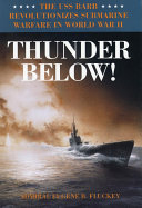 Thunder Below! Book