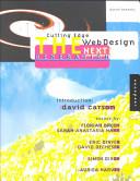 Cutting Edge Web Design