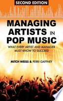 Managing Artists in Pop Music