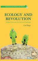 Ecology and Revolution Pdf/ePub eBook